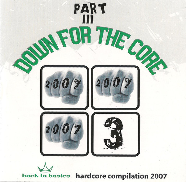 Down For The Core Vol3 Cover