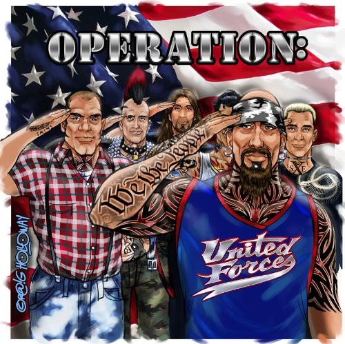 Operation United Forces Cover