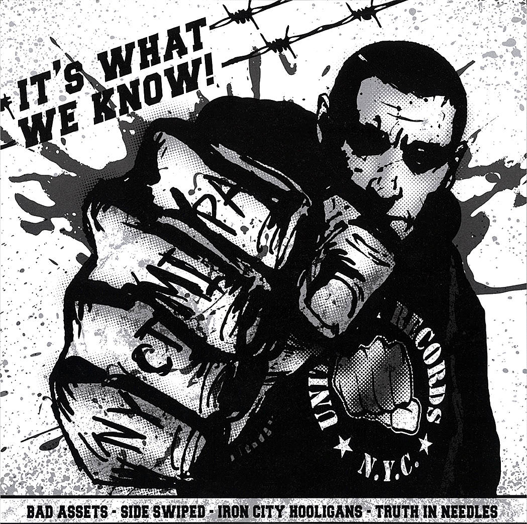 It's What We Know Cover
